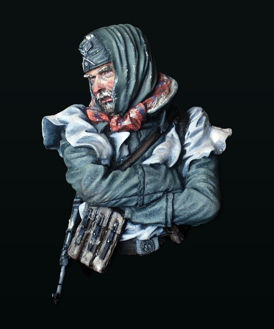 German soldier at Stalingrad (frozen meat) by Vlad Seregin ...