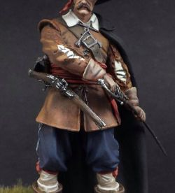 Spanish Tercios Old Soldier - 1.643