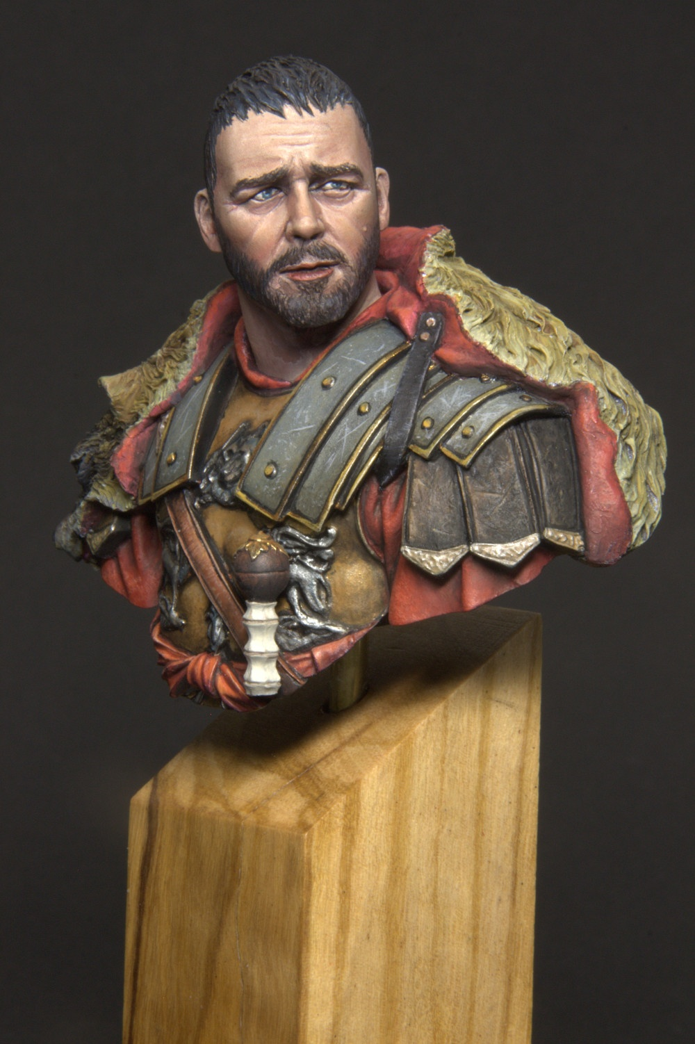 Roman General Young Miniatures By Uli Wilke 183 Putty Amp Paint