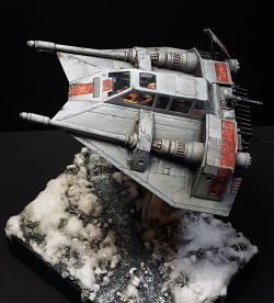 Snowspeeder Star Wars