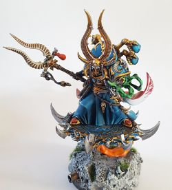Ahriman Arch Sorcerer of the Thousand Sons