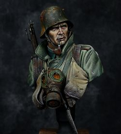 German paratrooper WWI
