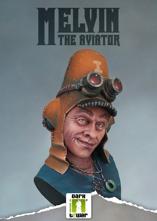Melvin The Aviator By Radovan Darktower Rybovic 183 Putty Amp Paint