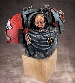 forgeworld bust terminator space-wolf