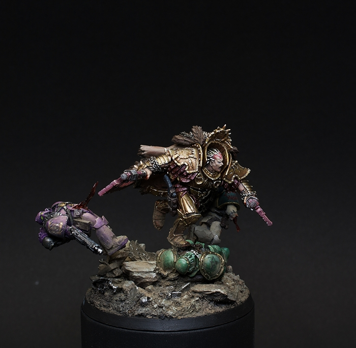 Angron, Primarch of the World Eaters