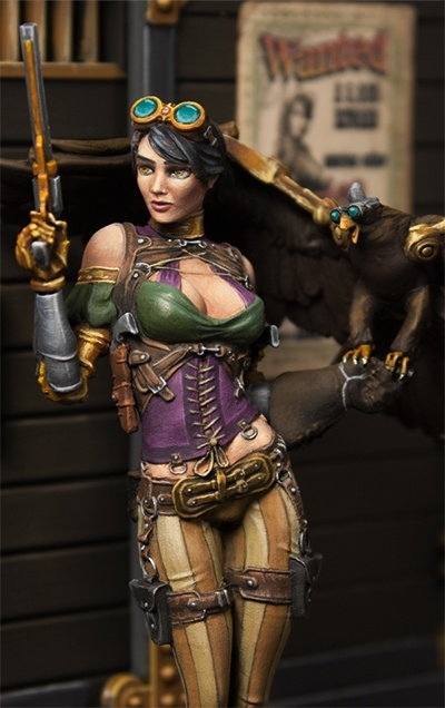 Jessica Thunderhawk - Armed and Dangerous