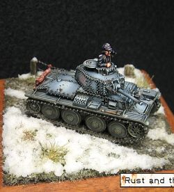Panzer 38t in 15mm
