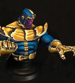 Thanos - The Mad God