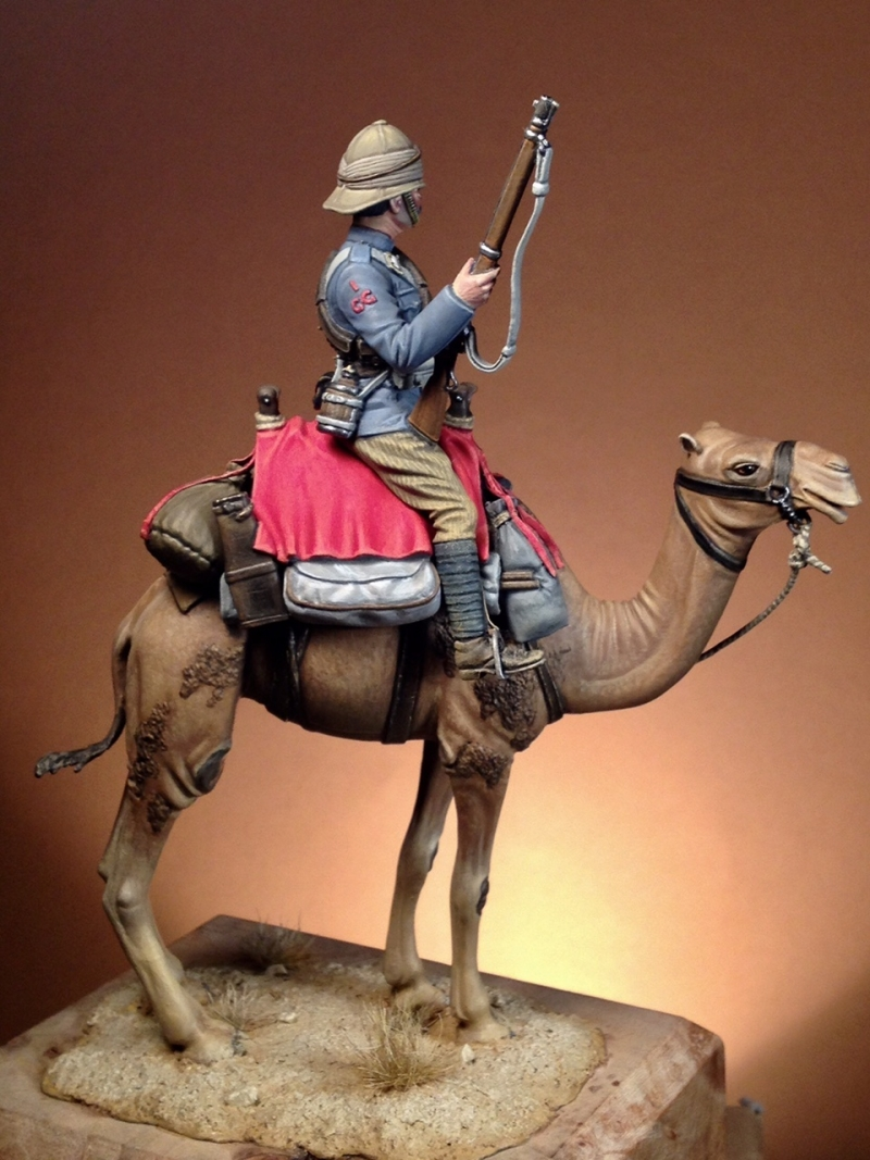 Guards Camel Regiment Sudan 1884-5