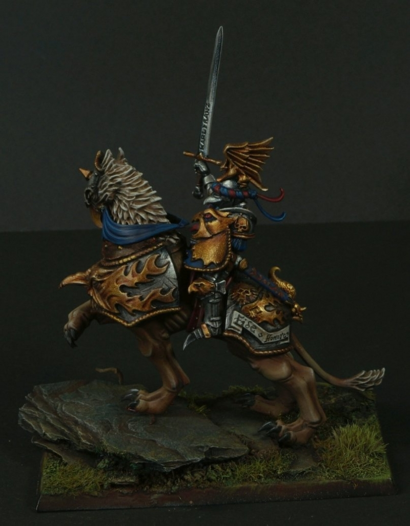 Demigryph Knight