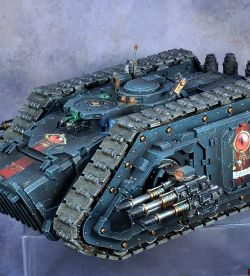 Land raider spartan, Sons Of Horus.