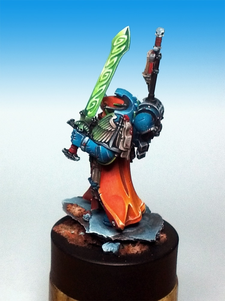 Dark Angels Librarian Turmiel (Dark Vengeance)
