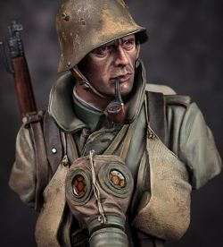 WW1 German Trench Raider