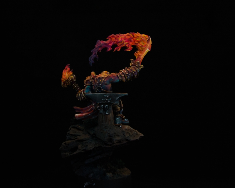 Horgle the Anvil, Lord of the Blacksmiths