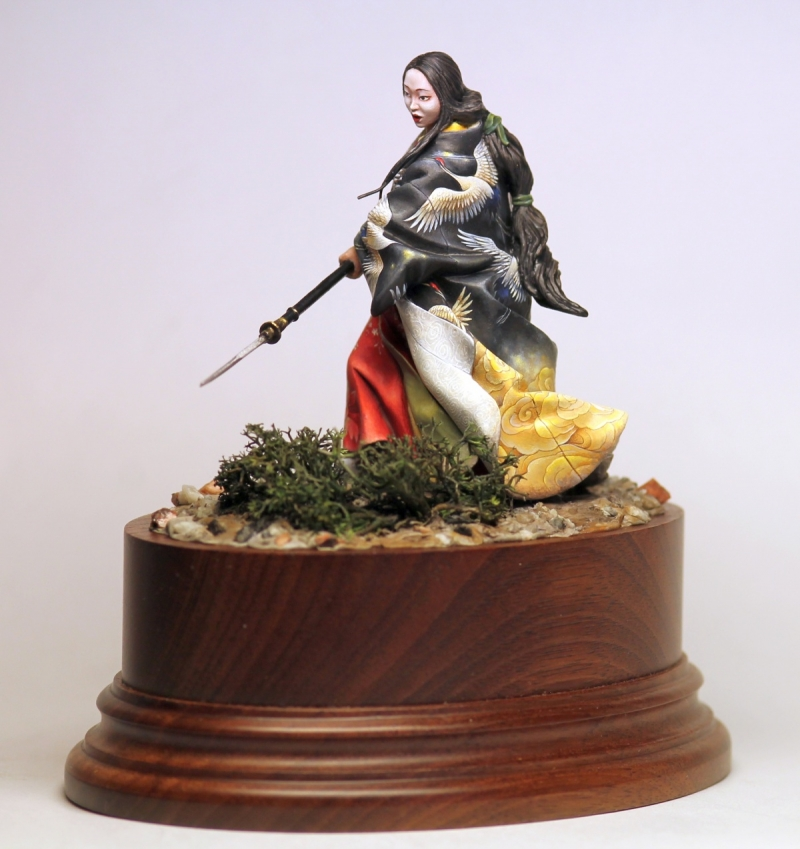 Samurai Female Warrior ( 1600-1867 ) №2