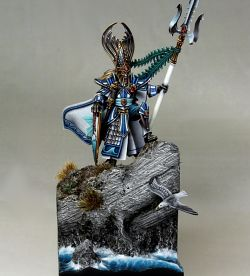 High Elf Sea Lord