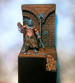 HEADTAKER by Black Sun miniatures