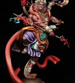 ASURA, Indian Demon (ALEXANDROS MODELS)