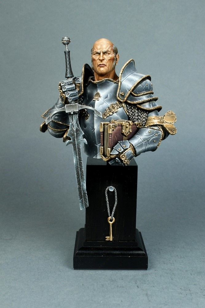Uther, 1/10, Black Crow Miniatures