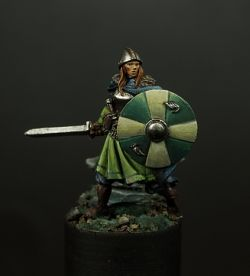 Svenja the Shieldmaiden