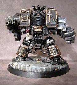 Deathwatch Venerable Dreadnaught