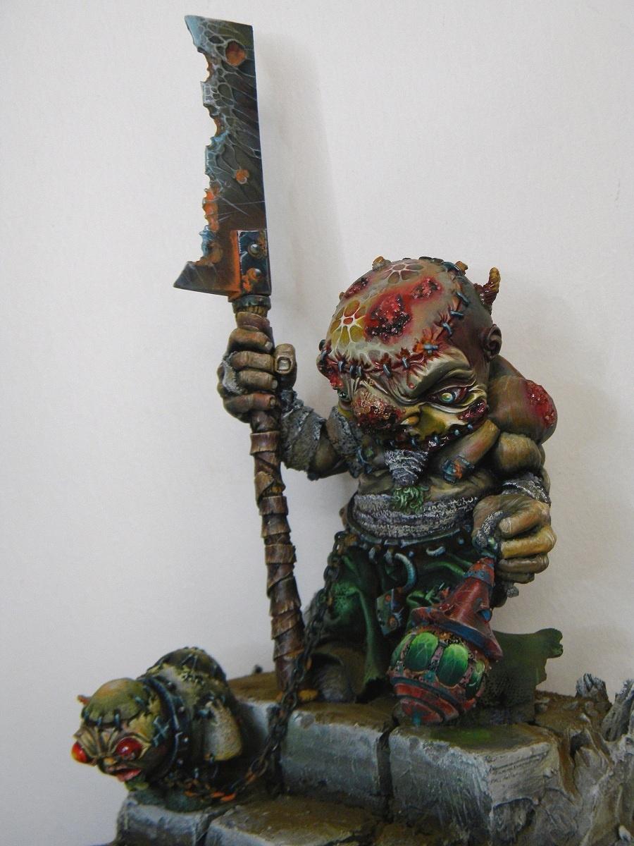 Gnome Necromancer Mid Nor Scourge Bearer Demidov
