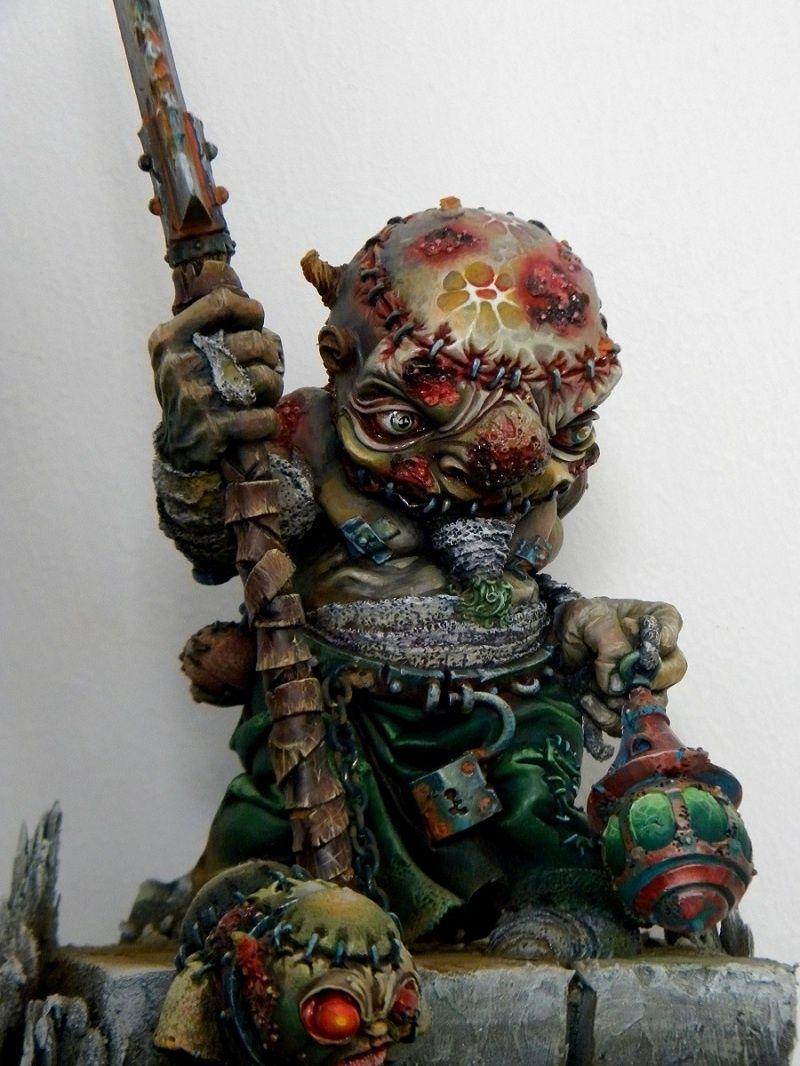 Gnome Necromancer Mid Nor Scourge Bearer By A Demidov