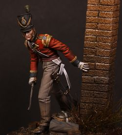 2nd Coldstream Guard, 1815 - Waterloo