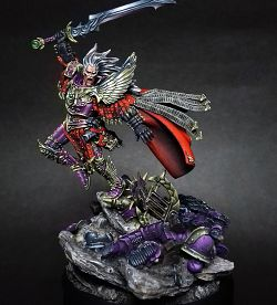 FULGRIM PRIMARCH OF THE EMPEROR'S CHILDREN