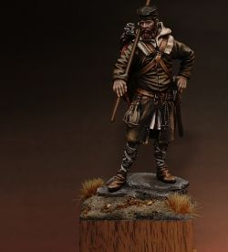 Knight in jerusalem.12 century.54mm.
