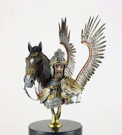 Polish Winged Hussar, c. XVII, 1/10