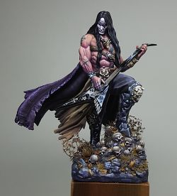 Seth, the God of Rock! - Nocturna Models