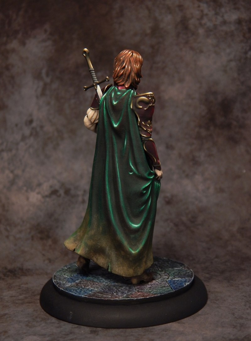 Pyrrha (Excelsy 54 mm by Ares Mythologic/Draconia)