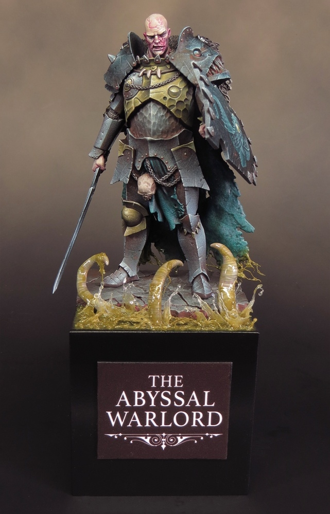 The Abyssal Warlord