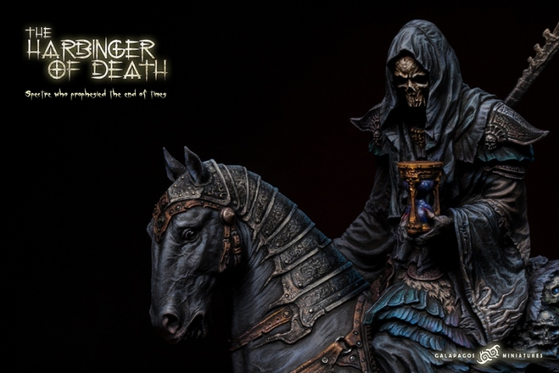 'The Harbinger of Death'