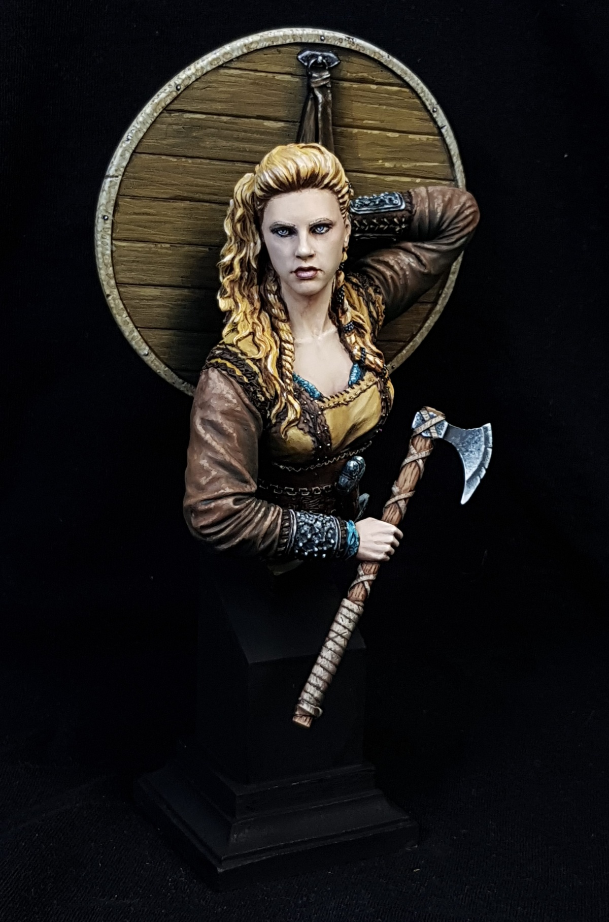 Shield Maiden Lagertha By Conny U0026quot Inquizarus U0026quot Karlsson