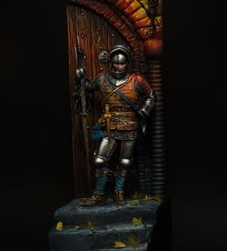 Medival man-at-arms 15