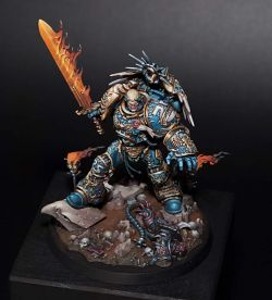Roboute Guilliman - Primarch of the Ulramarines