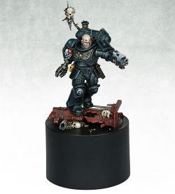 Primaris Iron Hands Space Marine