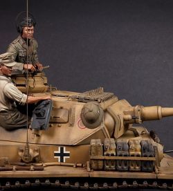 Panzer III North Afrika