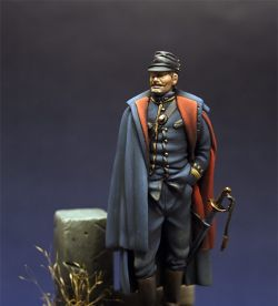 Artillery Captain, Spain