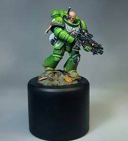 Sons of medusa, Primaris Space marine