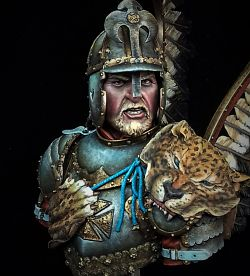 Polish Lithuanian winged Hussar