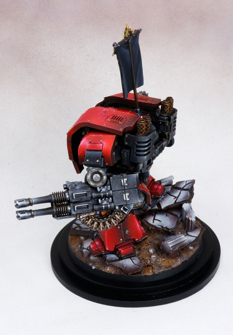 Blood Angels Leviathan dreadnought