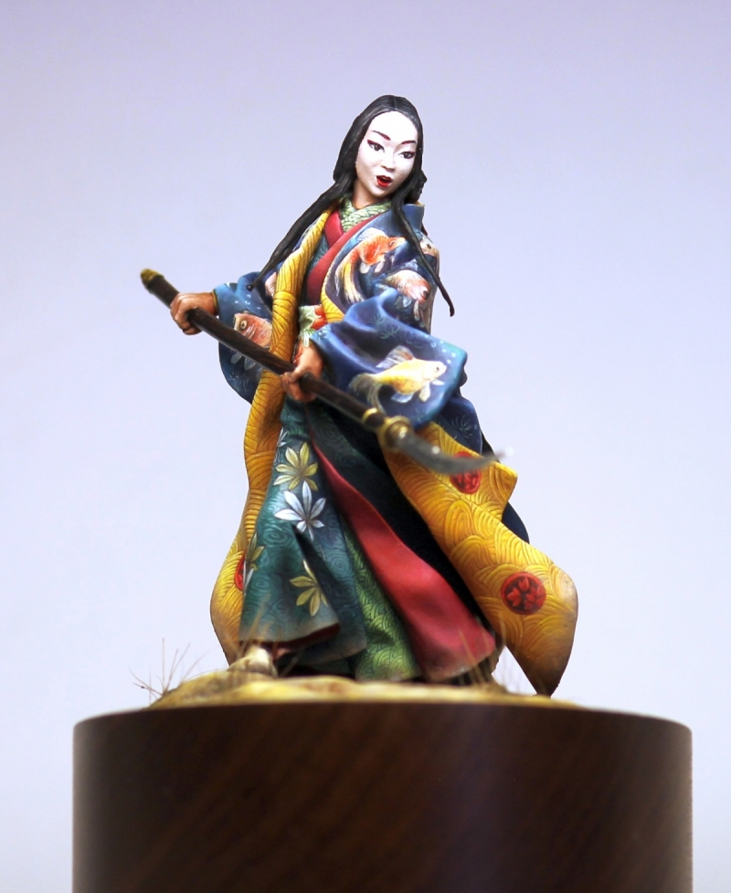 Samurai Female Warrior ( 1600-1867 ) №3