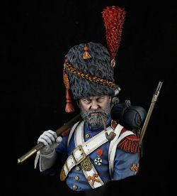 Sapper Foot Grenadier of the Guard