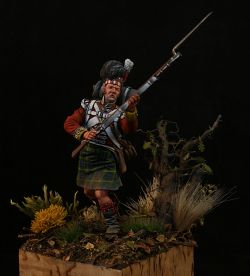Scottish Infantryman 1812-1815