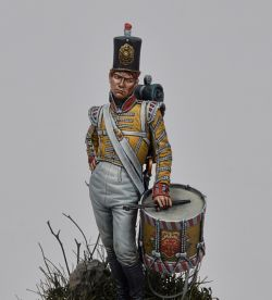 Drummer Boy, 77th East Middlesex 1808