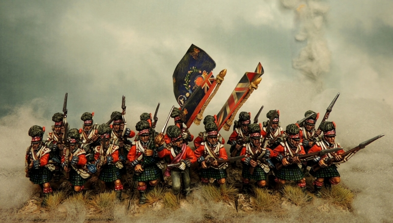42nd (Highland) Regiment of Foot