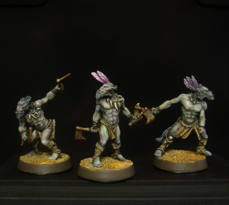 Aurlok Wolf Warriors